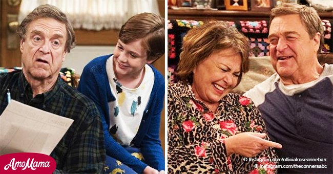 John Goodman claims it's 'so much fun' on 'The Conners' after Roseanne's controversial firing