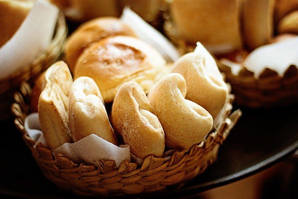 Pan recién horneado │Imagen tomada de: Pixabay