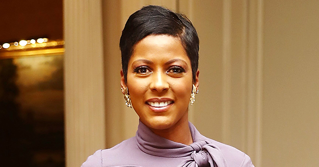 Tamron Hall Reveals Baby Moses Has 'Crush' on Gabrielle Union's Daughter in Cute Pics