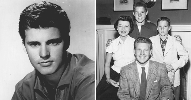 Tragic Accident That Took the Life of Ozzie and Harriet's Son, Ricky Nelson