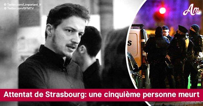 L'attaque à Strasbourg: une cinquième personne meurt de ses blessures