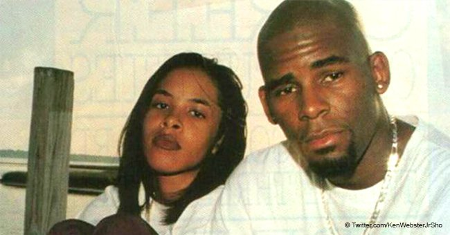 R. Kelly Accuser Claims Singer Told Her He Also Had Intimate Relationship with Aaliyah's Mother