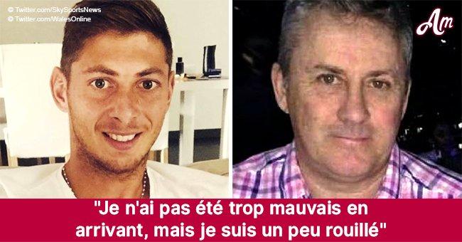Emiliano Sala disparu : Le dernier message troublant d'un pilote David Ibbotson a été dévoilé (Photo)