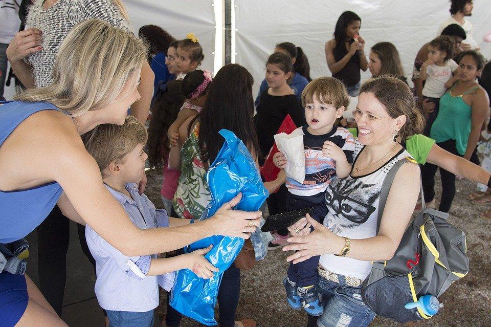 María Clara alimentó a muchas familias con su iniciativa│Imagen tomada de: Pixabay