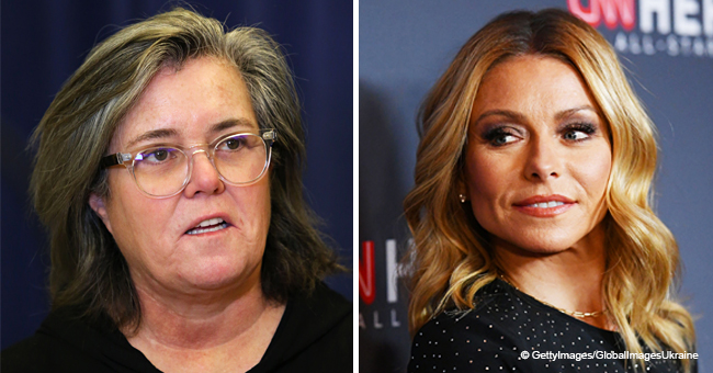 Rosie O'Donnell Calls Kelly Ripa 'Mean' over Their 'Weird Feud' in an Upcoming Book