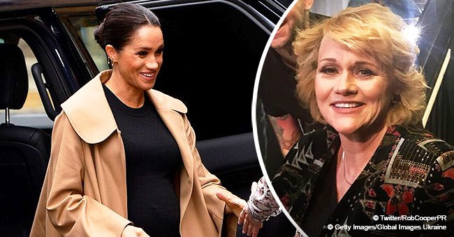 Meghan Markle's half-sister to release two books around Duchess' due date