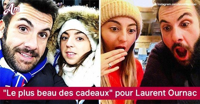 Laurent Ournac bientôt papa pour la deuxième fois, son épouse Ludivine est enceinte
