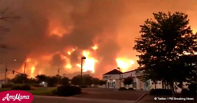 Deadly wildfire hits California – evacuation launched