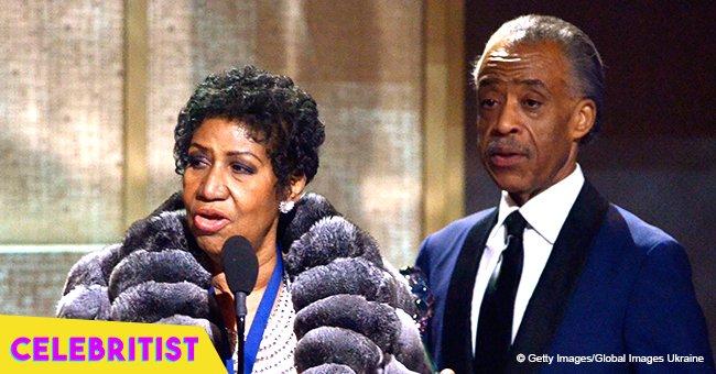 'R-E-S-P-I-C-T,' Al Sharpton slammed after misspelling Aretha Franklin's hit song on national TV