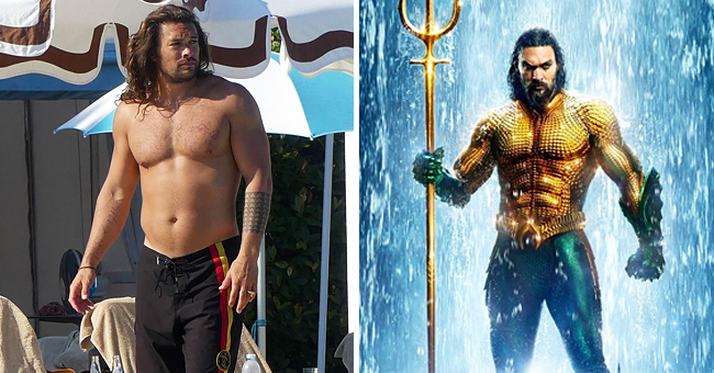 Jason Momoa Was Body-Shamed for His Shirtless Photo from a Family Vacation
