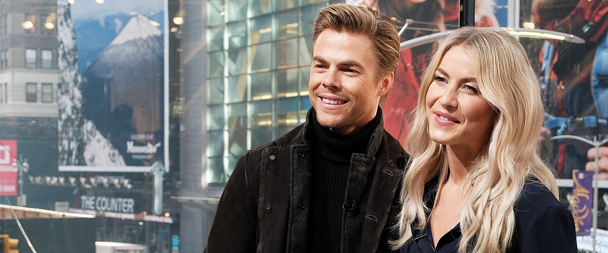 Meet Derek and Julianne Hough's Three Lookalike Sisters
