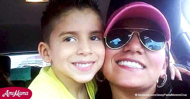 Des dettes et un manque d'argent ont poussé une femme à sauter d'un pont avec son enfant de 10 ans