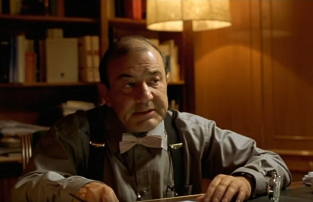 Jesús Bonilla, actor y director de cine español. | Imagen: YouTube/VEOCLIPS