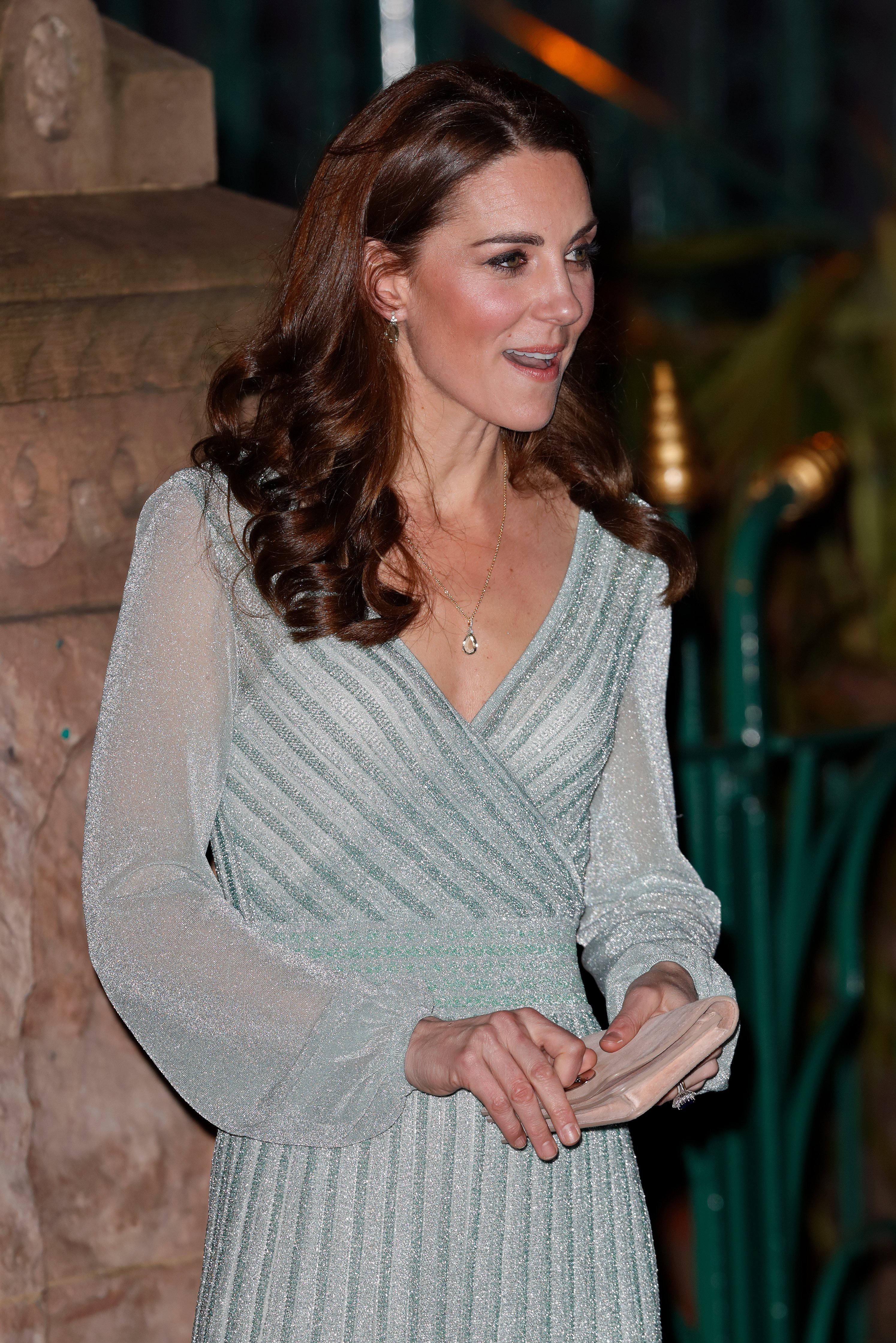 Kate Middleton in Belfast, Northern Ireland in February 2019   Photo: Getty Images