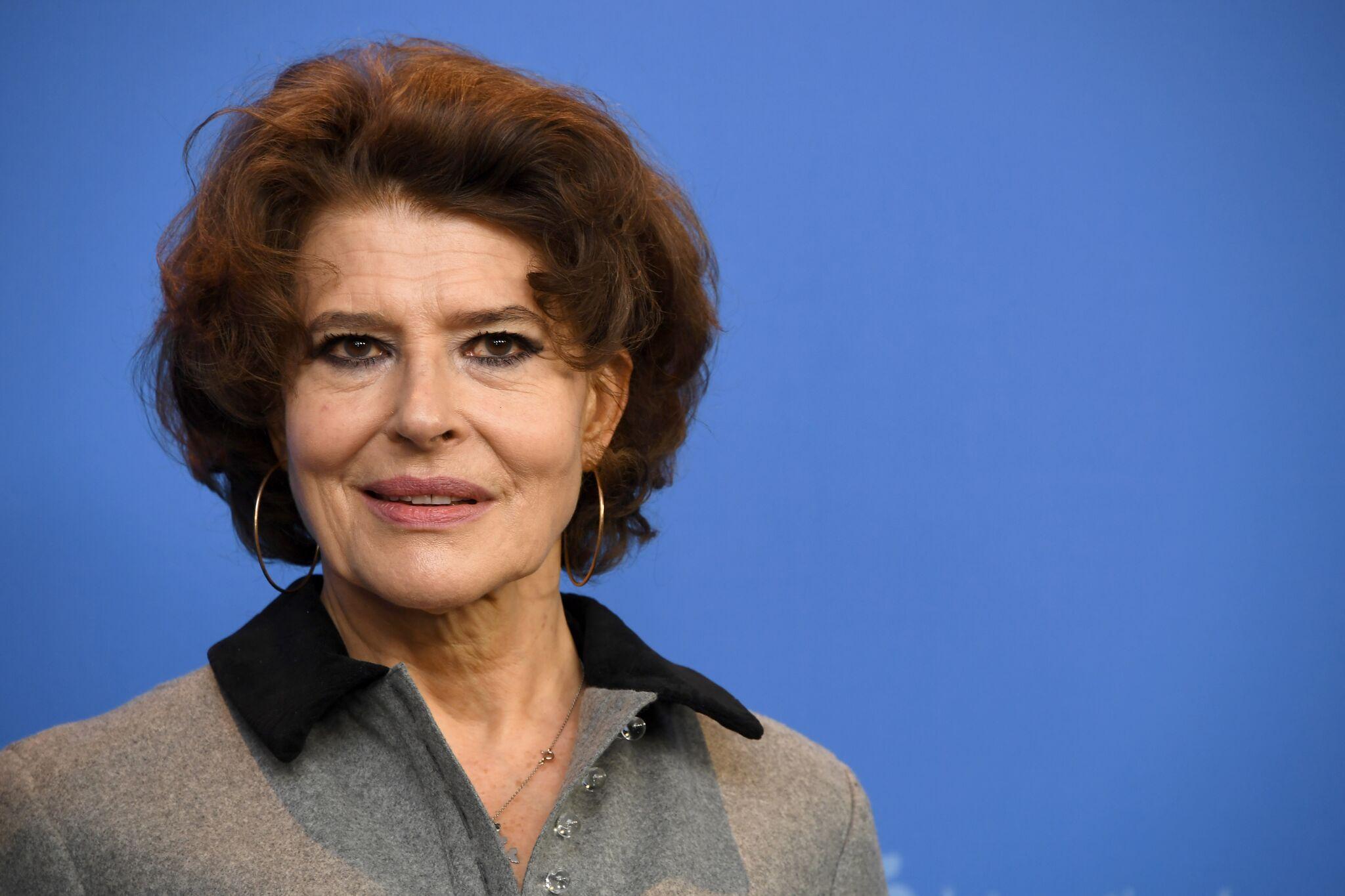 La comédienne Fanny Ardant. l Source: Getty Images