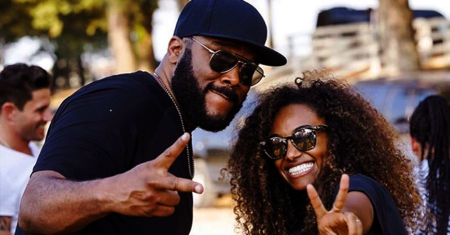 Tyler Perry's Girlfriend Gelila Bekele Shares Rare Photo with Her Man & Praises Him after Opening of Tyler Perry Studios