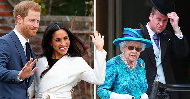 Prince William Thinks Meghan & Harry Were Disrespectful to Queen Elizabeth, Expert Claims