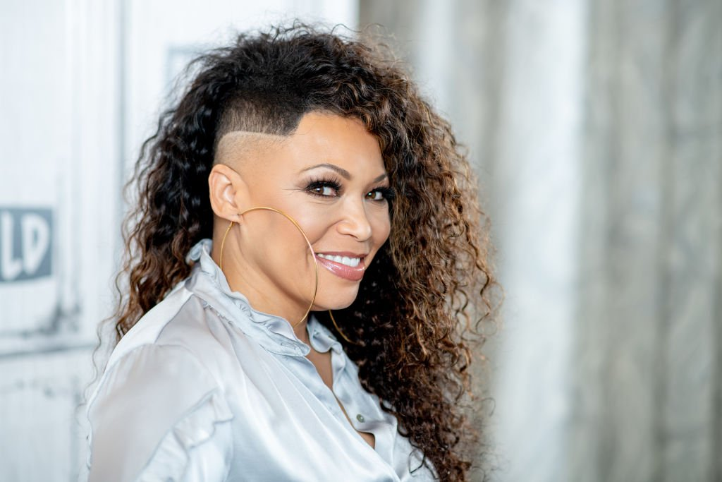 Tisha Campbell pictured at Build Studio on November 20, 2018 in New York City.   Source: Getty Images