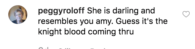 Fan comment on Amy Roloff's post. | Source: Instagram/amyjroloff
