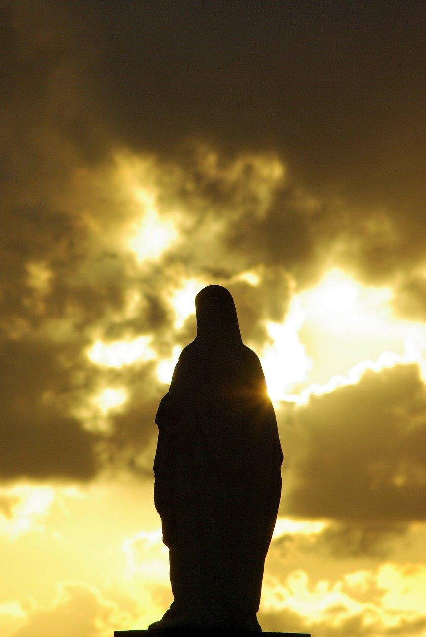 María fue concebida sin pecado original.|Fuente: Pixabay