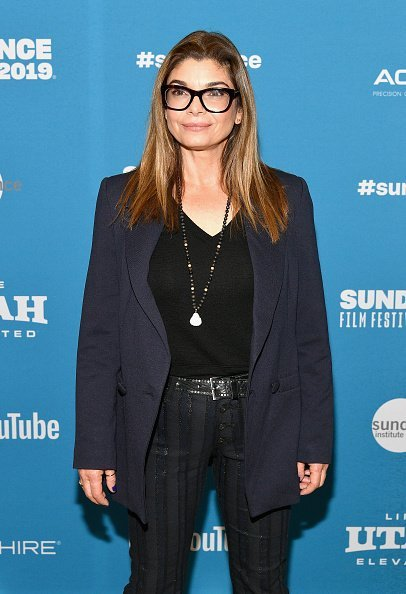 """Actor Laura San Giacomo attends the """"Honey Boy"""" Premiere during the 2019 Sundance Film Festival at Eccles Center Theatre on January 25, 2019 in Park City, Utah 