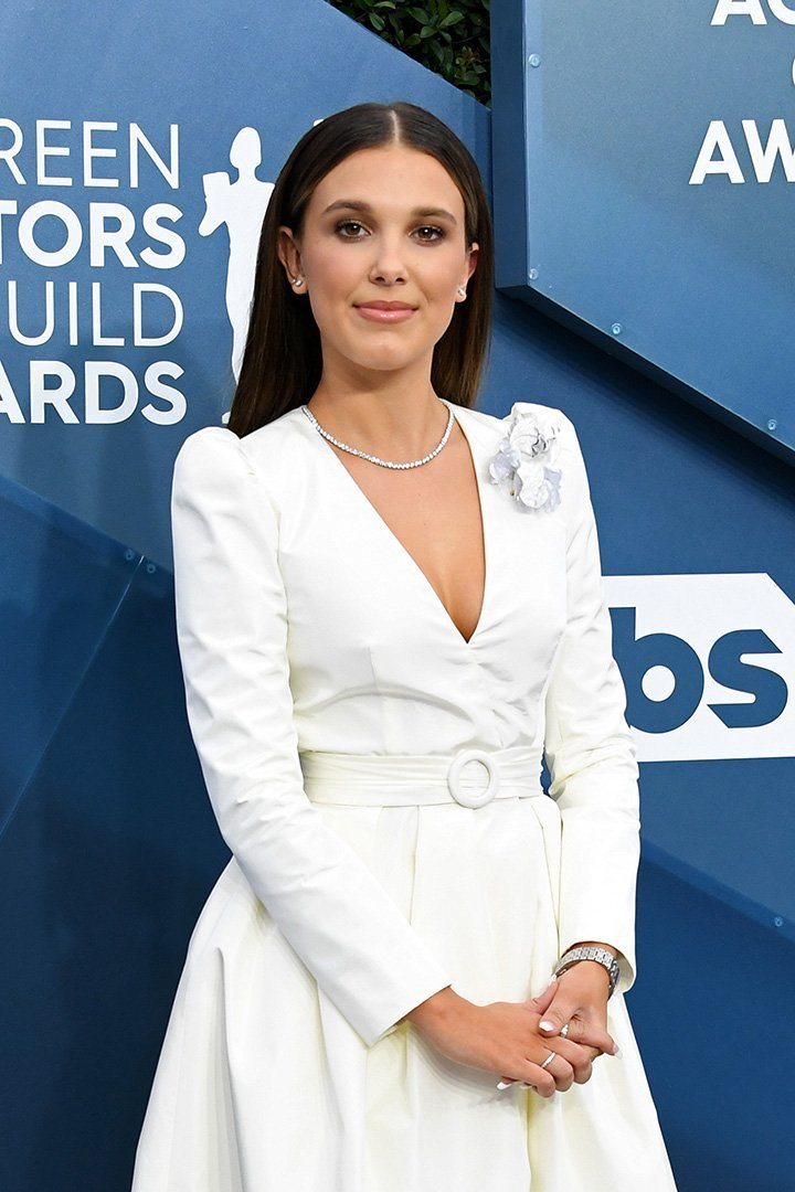 Millie Bobby Brown. I Image: Getty Images.