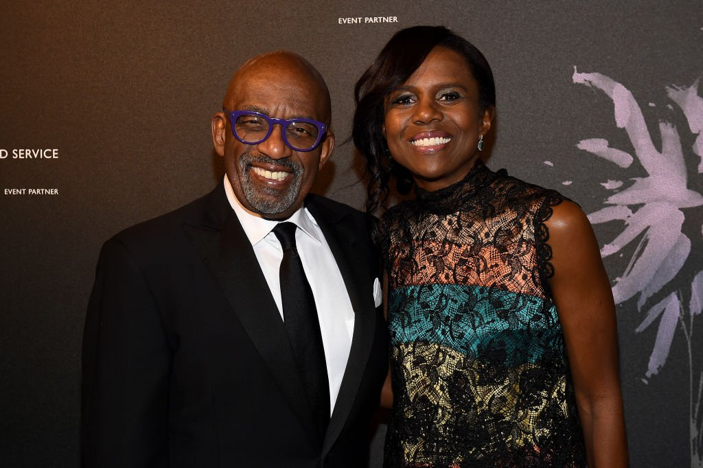 Al Roker and Deborah Roberts at the Fourth Annual Berggruen Prize Gala in New York City on December 16, 2019 | Photo:Getty Images