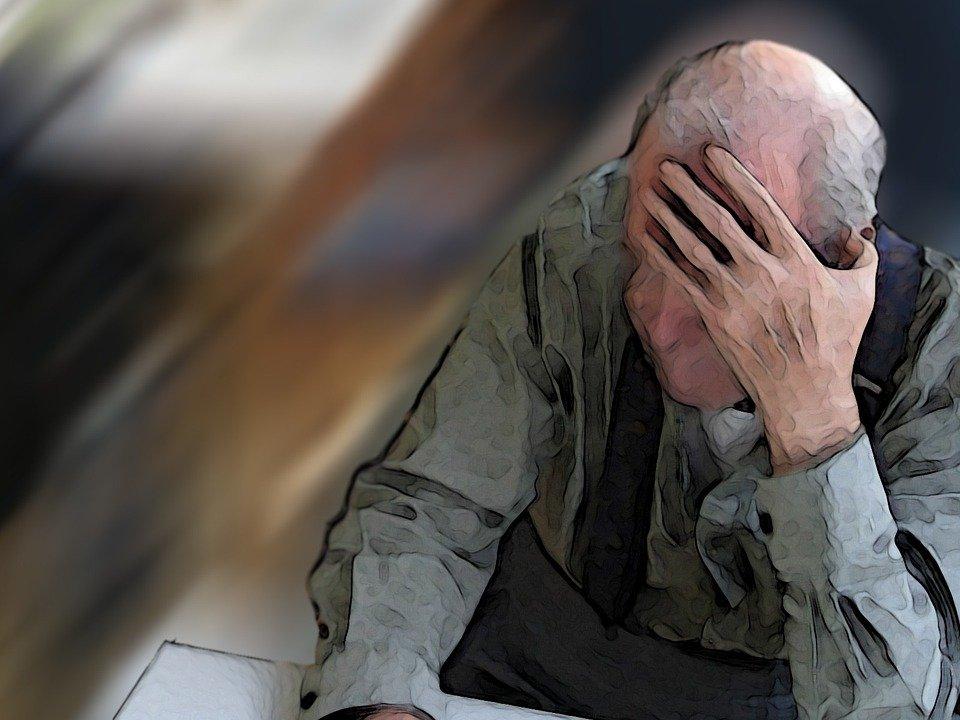 Personne atteinte de la maladie d'Alzheimer | Photo : Pixabay
