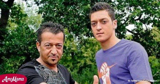 Mesut Özils Vater denkt, dass sein Sohn nach der WM-Niederlage besser zurücktreten sollte