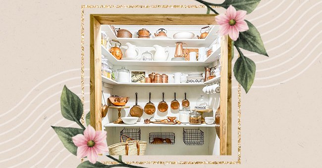 A Guide To Choosing the Best Walk-In Pantry Design For Your Kitchen