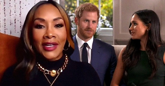 Here's What Vivica A Fox Said about Prince Harry's Royal Fallout Following the Oprah Interview