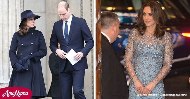 Etiquette expert reveals why Kate Middleton always holds a clutch purse