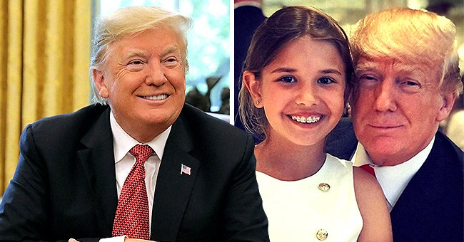 Donald Trump Reveals Instagram Page of Granddaughter Kai While Wishing Her a Happy Birthday