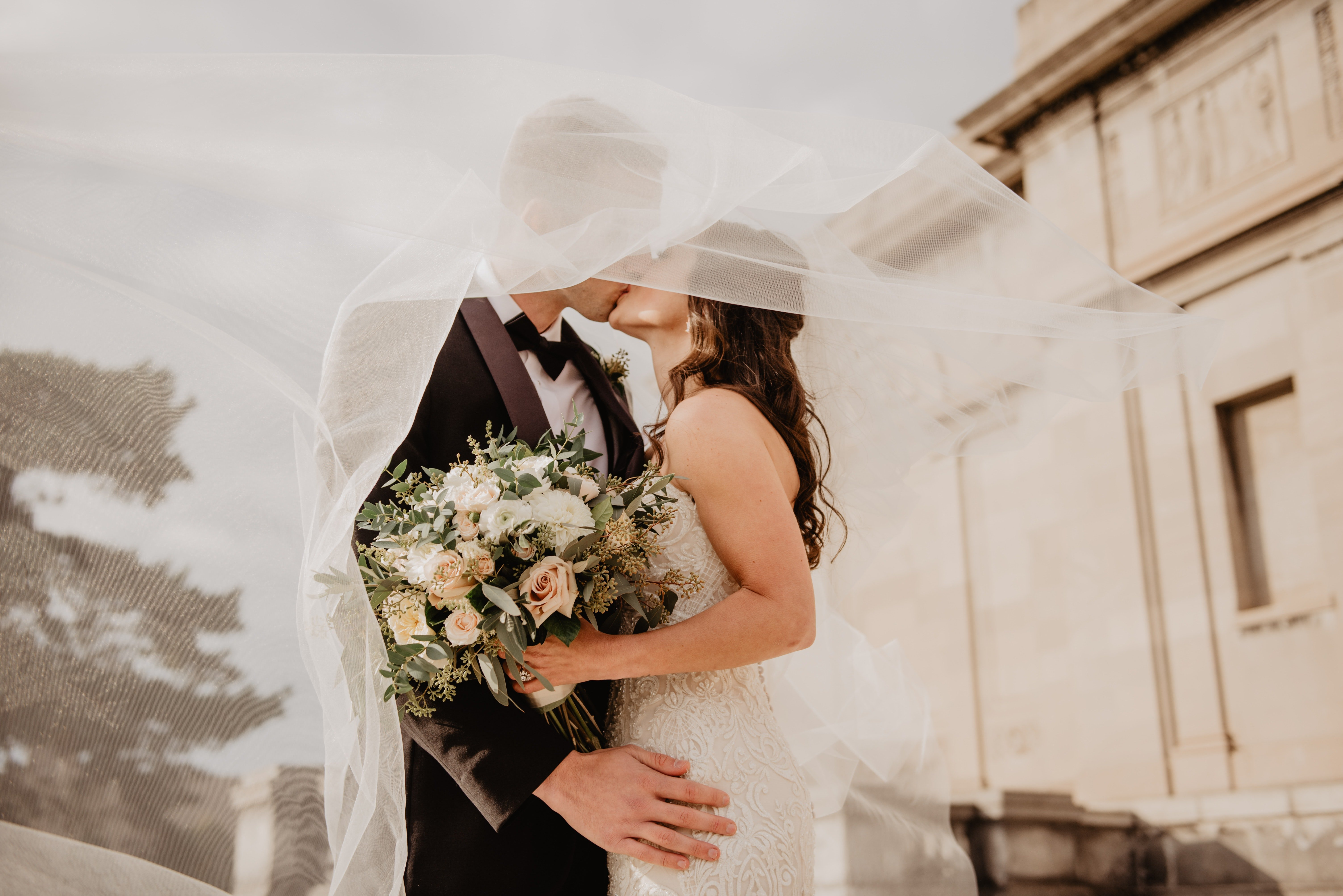 Two months after the proposal came our big day | Source: Pexels