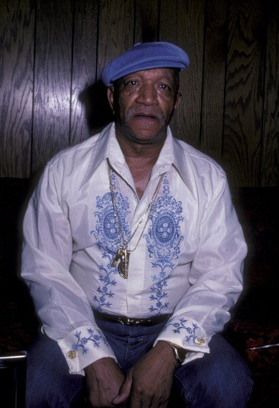 Red Foxx sighted on July 21, 1982 at Dangerfield's in New York City | Photo: Getty Images