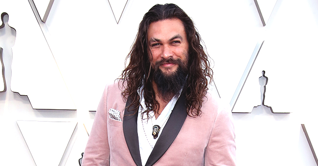 Jason Momoa Gets a Surprise Party from His Friends before His 40th Birthday