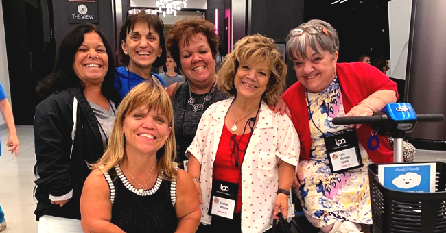Amy Roloff Shares Her Smile with the Adorable Ladies at the 'Little People of America' Conference