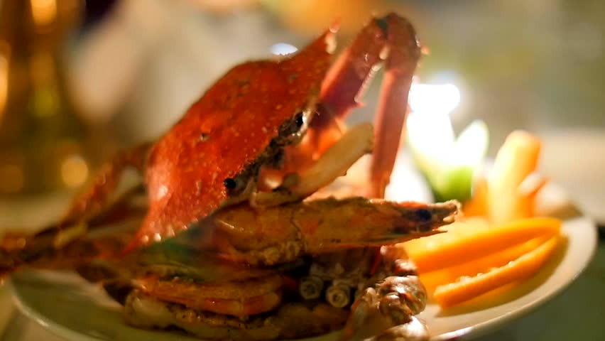 Seafood served at a restaurant   Photo: Getty Images
