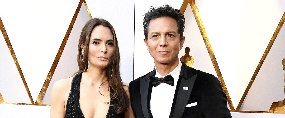 Talisa Soto and Benjamin Bratt arrive for the 90th Annual Academy Awards on March 4, 2018, in Hollywood, California | Photo: Getty Images