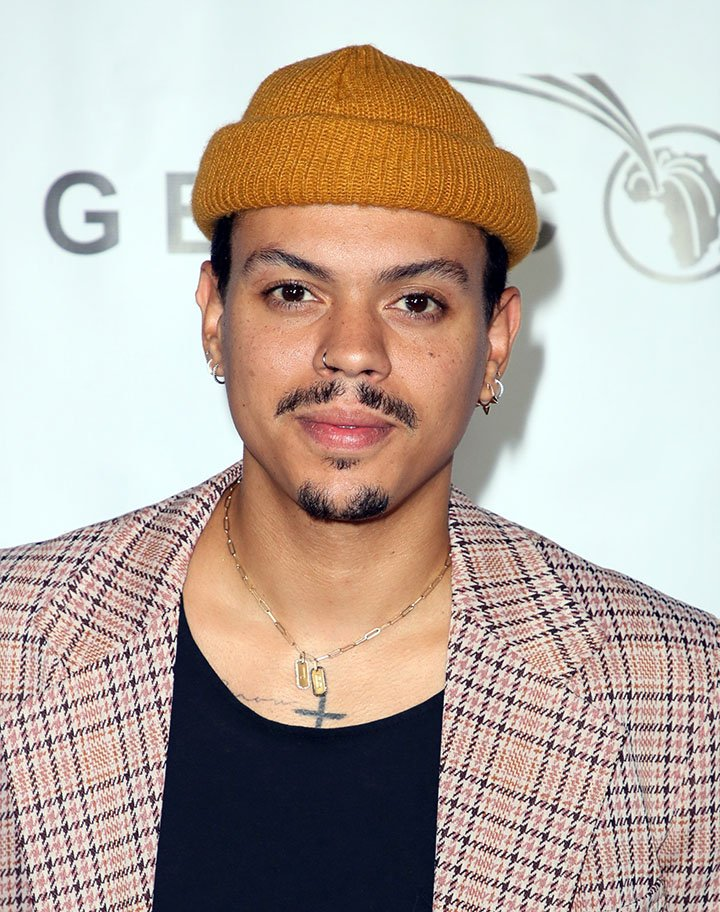 Evan Ross assiste au Gala Hollywoodien de la Fondation GEANCO à Beverly Hills, Californie, en 2019. I Image : Getty Images.