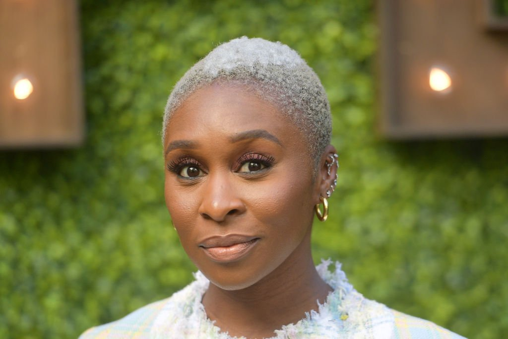 """British actress Cynthia Erivo attending the """"Indie Contenders Roundtable"""" in November 2019. 