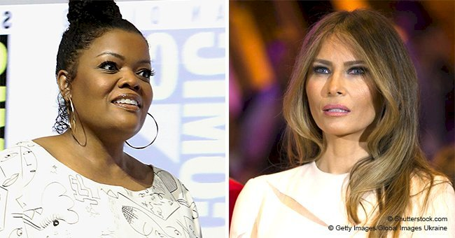 'The View' co-host Yvette Nicole Brown implies Melania Trump is a former 'mistress'