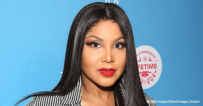 Toni Braxton Thanks Fans for Support, Says She's Struggling with Lupus Symptoms & a Cough (Video)