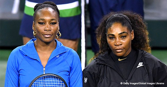 Serena & Venus Williams' Disabled Dad Reportedly Swindled out of Florida Home by Much Younger Wife