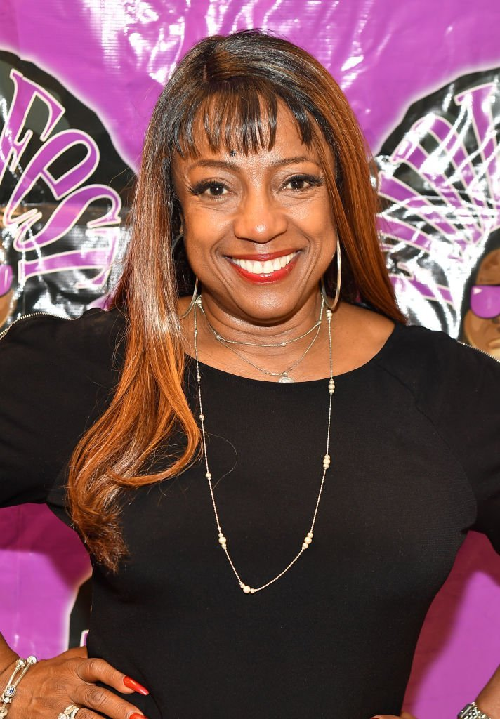 Actress Bern Nadette Stanis attends the 2018 Funk Fest Tour at Wolf Creek Amphitheater | Photo: Getty Images