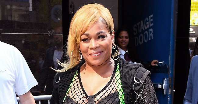 T-Boz's Daughter Chase Poses with Her Car in a Candid Pic as She Enjoys the Outdoors in Malibu