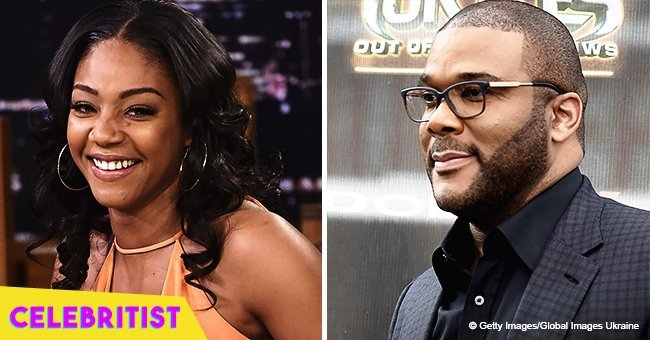 Tiffany Haddish 'cried so hard' over surprise $80k gift from Tyler Perry