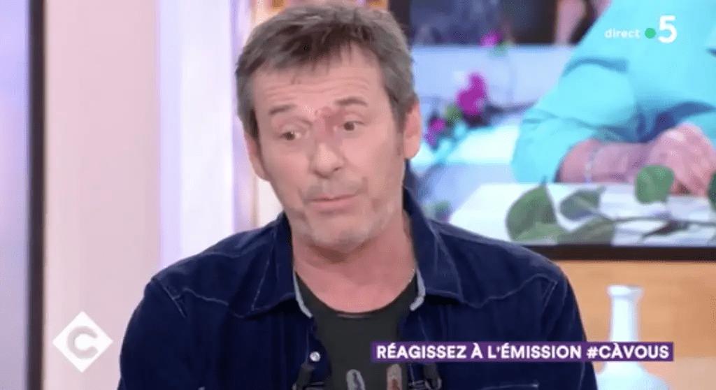 """Jean-Luc Reichmann dans """"C à vous"""" / Source : Youtube / France 5"""