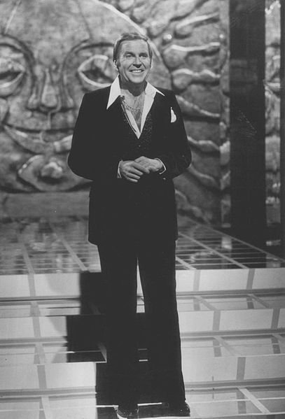 "Paul Lynde, promoting his April 23, 1977 ABC television special, ""The Paul Lynde Comedy Hour."" 