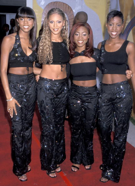 LeToya Luckett, Beyonce Knowles, LaTavia Robertson and Kelly Rowland | Photo: Getty Images